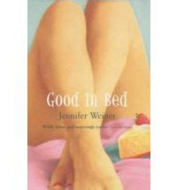 good in bed book jennifer weiner all the books i can read