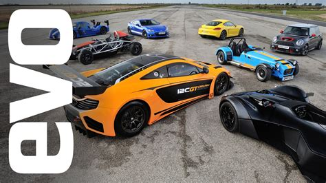 Track Car track car of the year 2013 evo tv