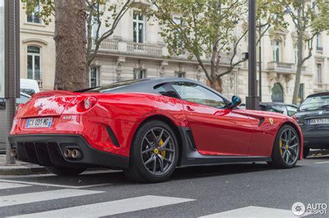 Ferrari 6 Gto by Ferrari 599 Gto 6 October 2016 Autogespot
