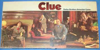 clue rooms brothers clue detective board 45 suspects