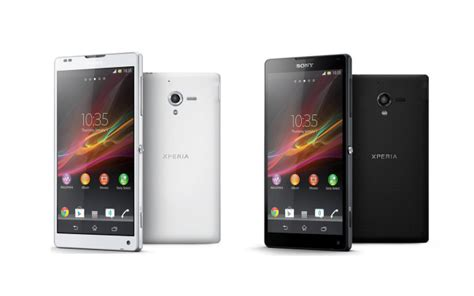 Hp Android Sony Xperia Zl sony xperia zl gets android 4 2 2 jelly bean software update