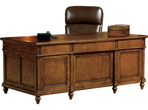 72 x 36 desk hekman office 72 x 36 executive desk in ash burl
