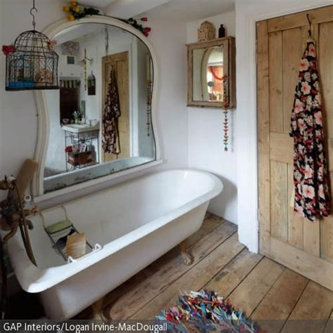 ausgefallene badezimmermöbel design rustikal badezimmer