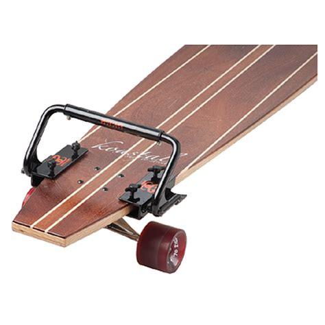 longboard skateboard with brake page two longboard brakes