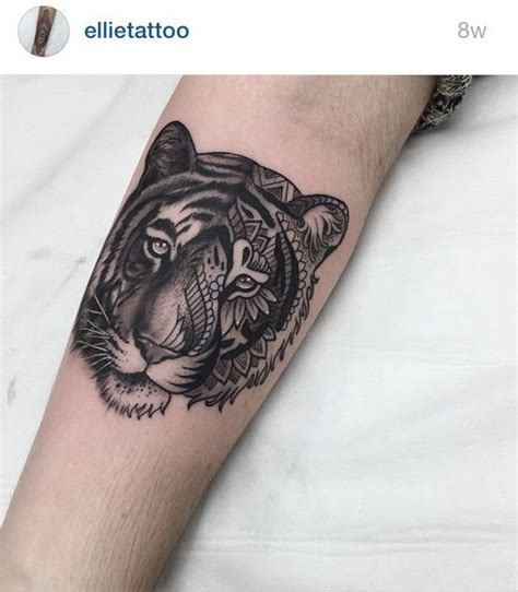 tribal thong tattoo 25 beautiful tiger sleeve ideas on arm