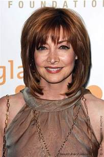 medium length hair styles for age 50 thick hair medium lengths and for women on pinterest