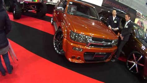 Custom Toyota Toyota Hilux Surf 4runner Custom 2014