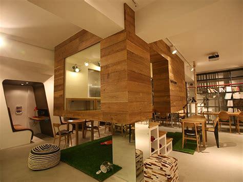 Coffee Di Korea cafe di korea selatan sajikan interior ruang belajar