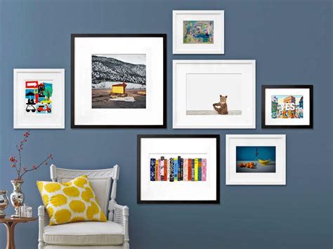 art gallery display how to create an art gallery wall interior design styles