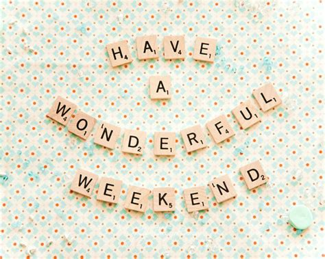 scrabble fin our in october sunday happy weekend