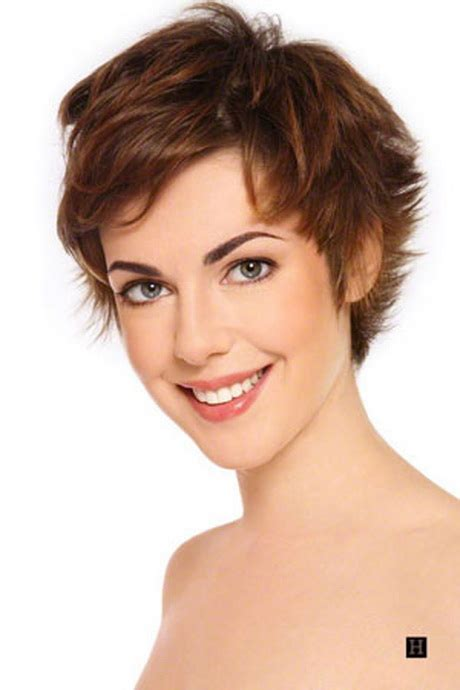 how cut womens hair short shag very short layered haircuts for women