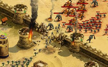 throne rush apk strategy games  android offline installer