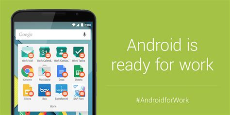 How Android Works by Android For Work La Nueva Suite Empresarial De Android