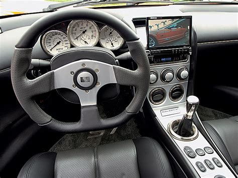 Saleen Interior by 2006 Saleen S7 Turbo Interior Pictures Cargurus