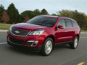 new 2017 chevrolet traverse price photos reviews