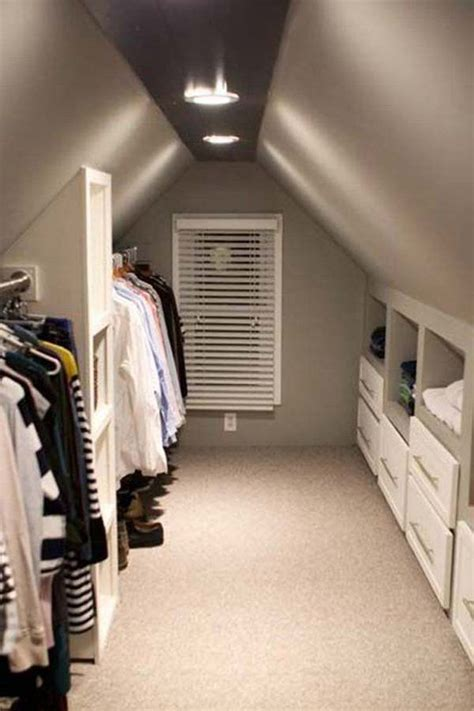 attic space design cleverly increase living space by making use of unused