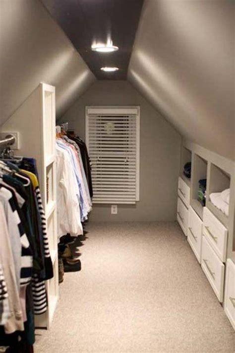 Attic Closet Design by 23 Spectacular Design Ideas For Attic Space Homesthetics Inspiring Ideas For Your Home