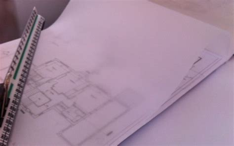 How To Make Tracing Paper At Home - draw floor plans