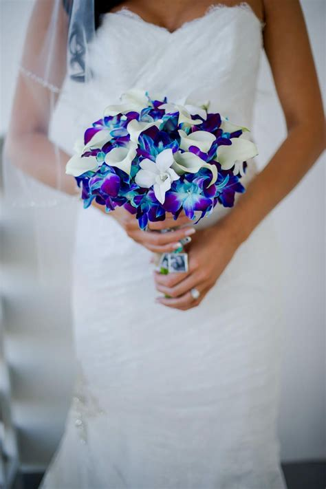 Wedding Bouquet Orchids by Blue Orchid Wedding Bouquet Www Pixshark Images