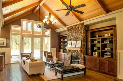 20 gorgeous craftsman home plan designs