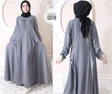 Salur Pastel Kulot dress bcl salur g519 baju style ootd