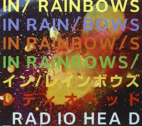 from the basement radiohead in rainbows dvd