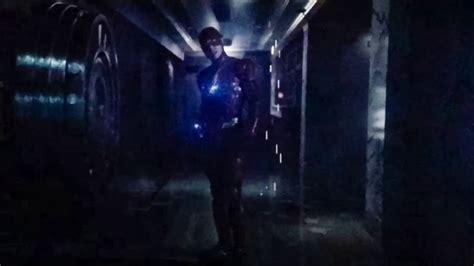 ezra miller the flash scene suicide squad 2016 the flash cameo scene ezra miller