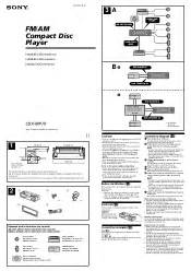 sony cdx gt630ui wiring diagram sony circuit and schematic wiring diagrams for you stored