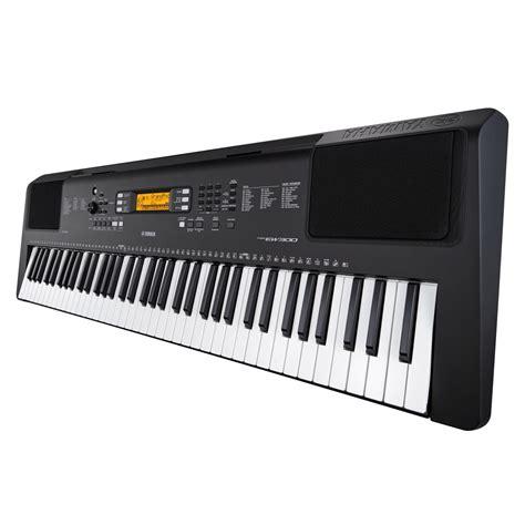 yamaha keyboard lighted keys yamaha psr ew300 portable keyboard at gear4music com