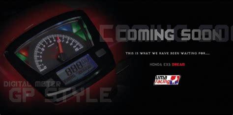 Meter Uma Racing Ex5 ex5 motomalaya