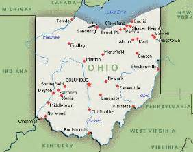 Ohio Casinos Map casinos now own all thoroughbred racetracks in ohio