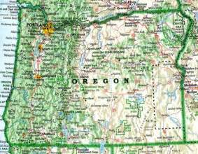 of oregon interactive map oregon david imus puts geography on the map