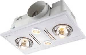 lighting australia garrison 4 high airflow bathroom heat lamp and exhaust fan ventair