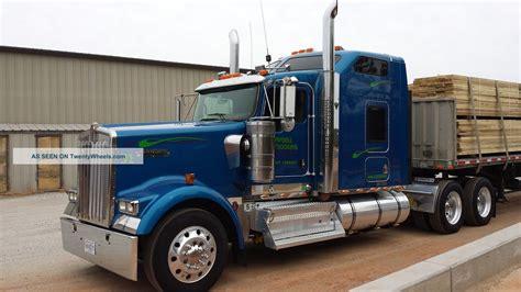 2008 kenworth truck 2008 kenworth w900