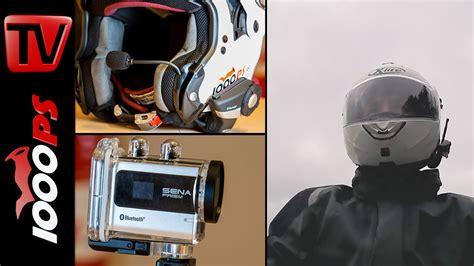 Motorrad Intercom Test by Prism 20s Intercom Test 2016