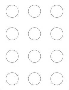 macaron paper template circle template free pom pom printable template how to