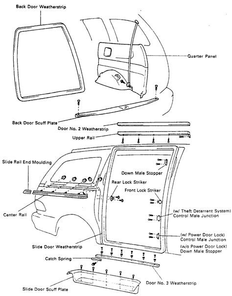 accident recorder 1996 lexus ls spare parts catalogs service manual how to remove sliding door cable 1991 mercury sable how to install replace