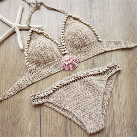 Handmade Bathing Suits - handmade bathing suits knitted bathing suit handmade