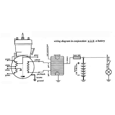 rotax  wiring schematic wiring diagram