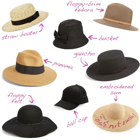 types of straw hats for www imgkid the image