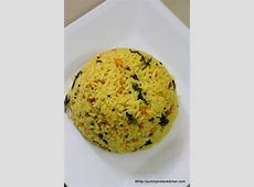 Pulihora Recipe Andhra, Tamarind Rice Recipe | Chintapandu ... Lemon Rice Recipe South Indian Style