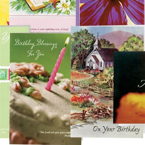 Christian Cards Of
