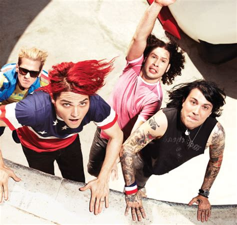 thekongblog™: my chemical romance is over