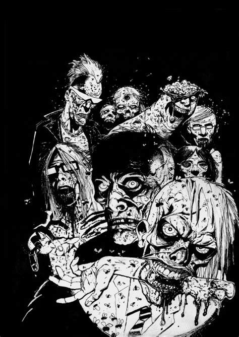 zombie (2) – The Art of Simon Bisley