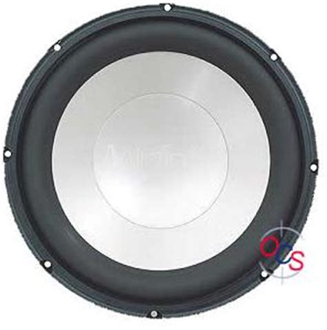 Subwoofer Infinity 10 Single Coil infinity 1032w 10 quot dual 4 ohm voice coil subwoofer at onlinecarstereo