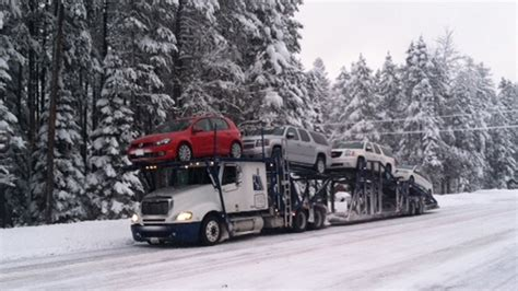 Auto Winter by Winter Auto Transport Tips 10 Tips To Help Your Auto