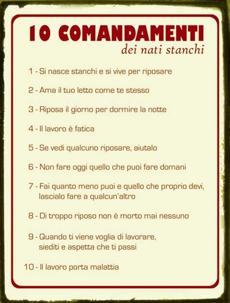tavole dieci comandamenti comandamenti