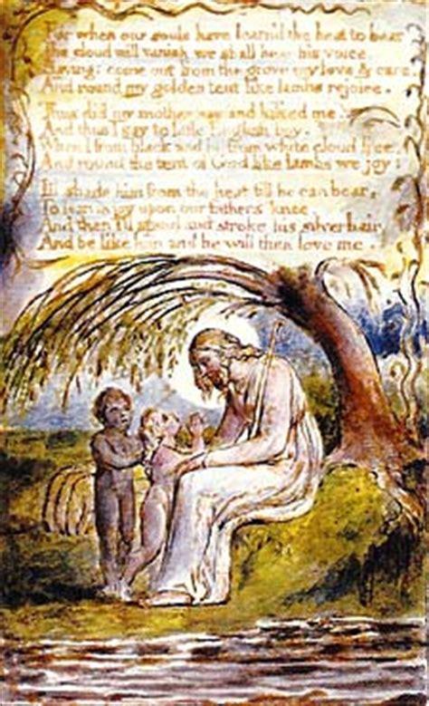 libro auguries of innocence ver un mundo en un grano de arena william blake