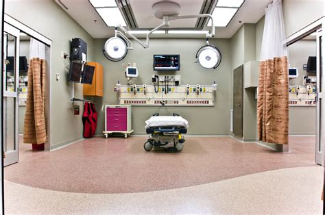 Huntsville Emergency Room by Huntsville Hospital Emergency Department Design Innovations