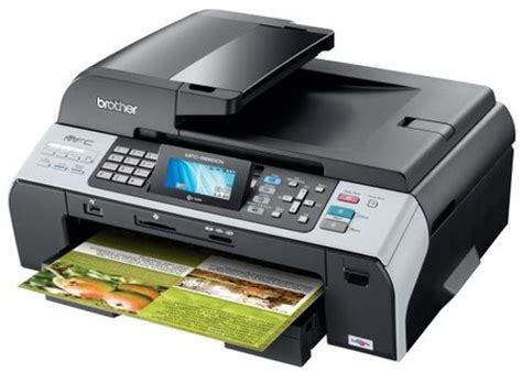 Printer Mfc 5890cn mfc 5890cn inkjet all in one a3 printer the register